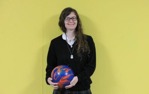 Girls Bowling- Sydney Wetzel