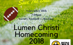 Lumen Christi's 50th Homecoming week has arrived.