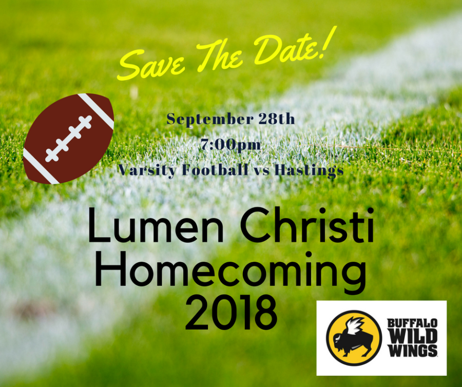 Lumen+Christi%27s+50th+Homecoming+week+has+arrived.