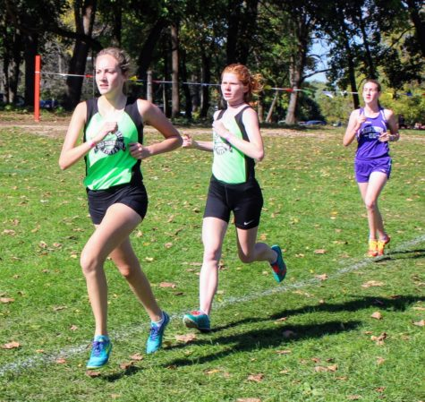 Jensen Cross Country Meet