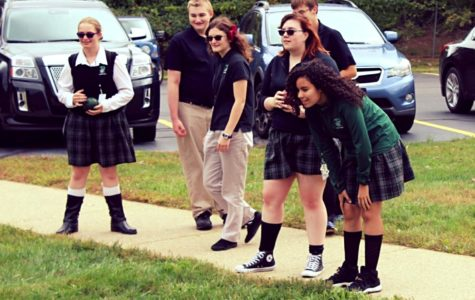 French Club learns how to Pétanque