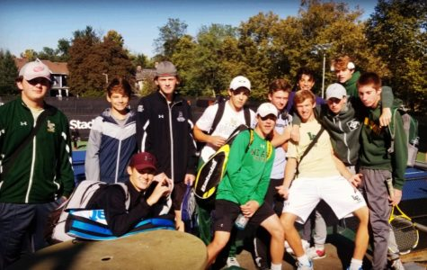Tennis State Tournament 2018