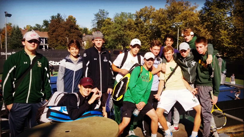 Tennis State Tournament 2018