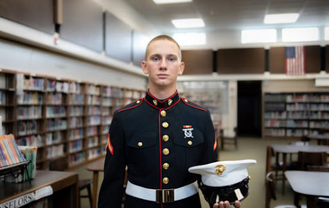 Recent Grad Serves Country