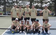 Titans Tennis playing strong