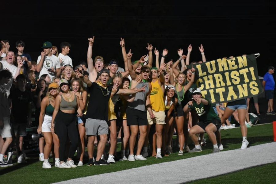 Best Student Section in the